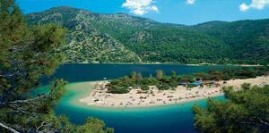 rustige vakantie turkije kust
